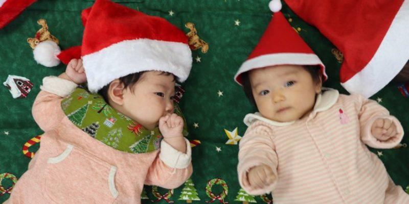 2か月の集い:クリスマス会